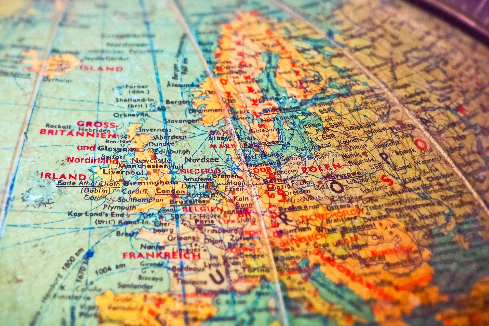 Карта Coinbase распространяется еще на шесть европейских стран