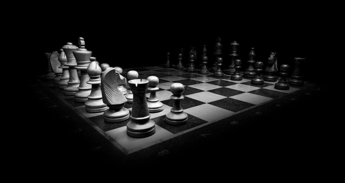 Шахматный матч основателя Альгоранда против гроссмейстера записан на блокчейне