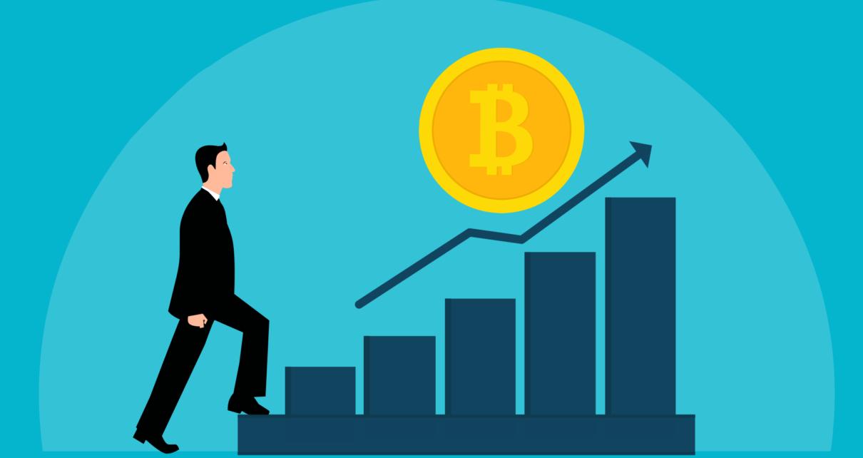 К 2030 году внедрение биткоинов может достичь 90%