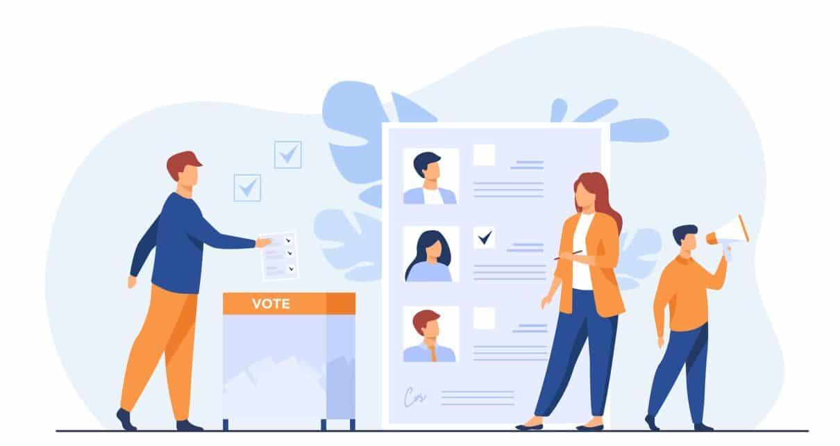 Японская фирма Layer X Labs разрабатывает протокол электронного голосования на основе блокчейна