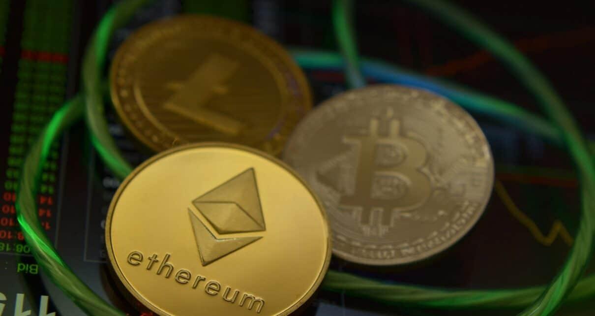 Ethereum опережает количество узлов Биткоина