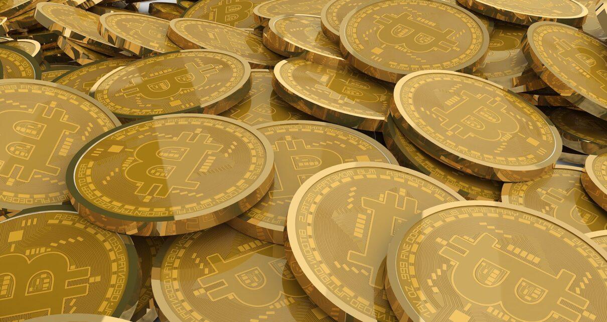 Биткоин достигает наивысшего уровня по отношению к золоту